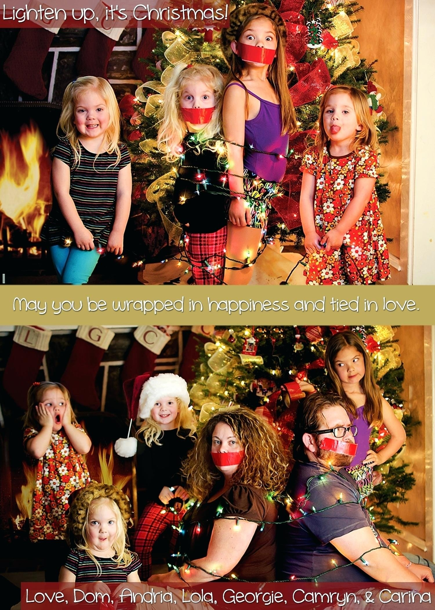 10 Gorgeous Funny Christmas Card Ideas Kids funny photo christmas cards funniest card ideas picture holiday 2