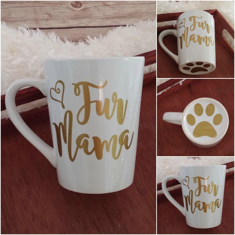 10 Stylish Gift Ideas For Dog Owners fur mama coffee mug funny dog mugs cat lady mug cat mug funny