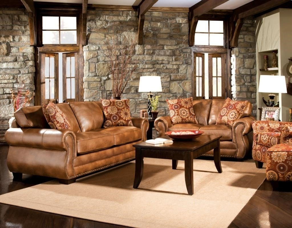 10 Awesome Leather Couch Living Room Ideas furniture charming light brown leather sofa decorating ideas 2020