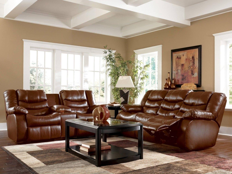 10 Elegant Living Room Furniture Decorating Ideas furniture coolest living room color schemes with brown leather
