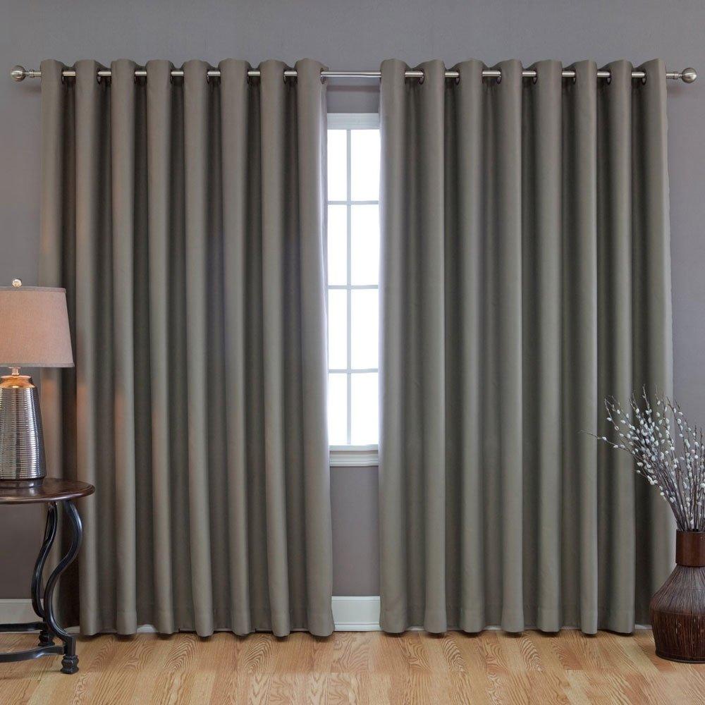 10 Amazing Sliding Glass Door Curtain Ideas furniture home ideas sliding glass door curtains patio door 2020