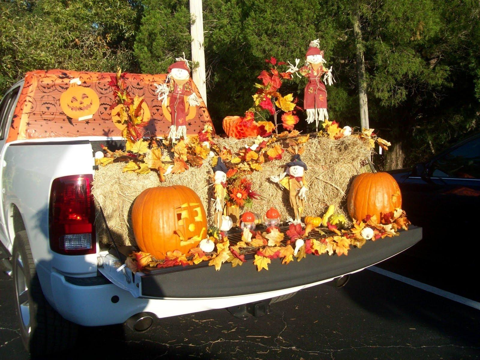 10 Nice Halloween Trunk Or Treat Ideas future non scary trunk or treat ideas 5 2020