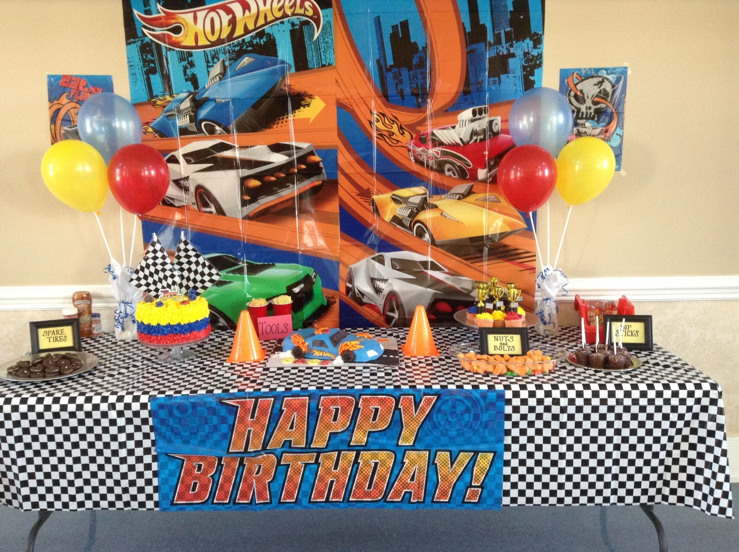 gage's hot wheels party | my creations | pinterest | hot wheels