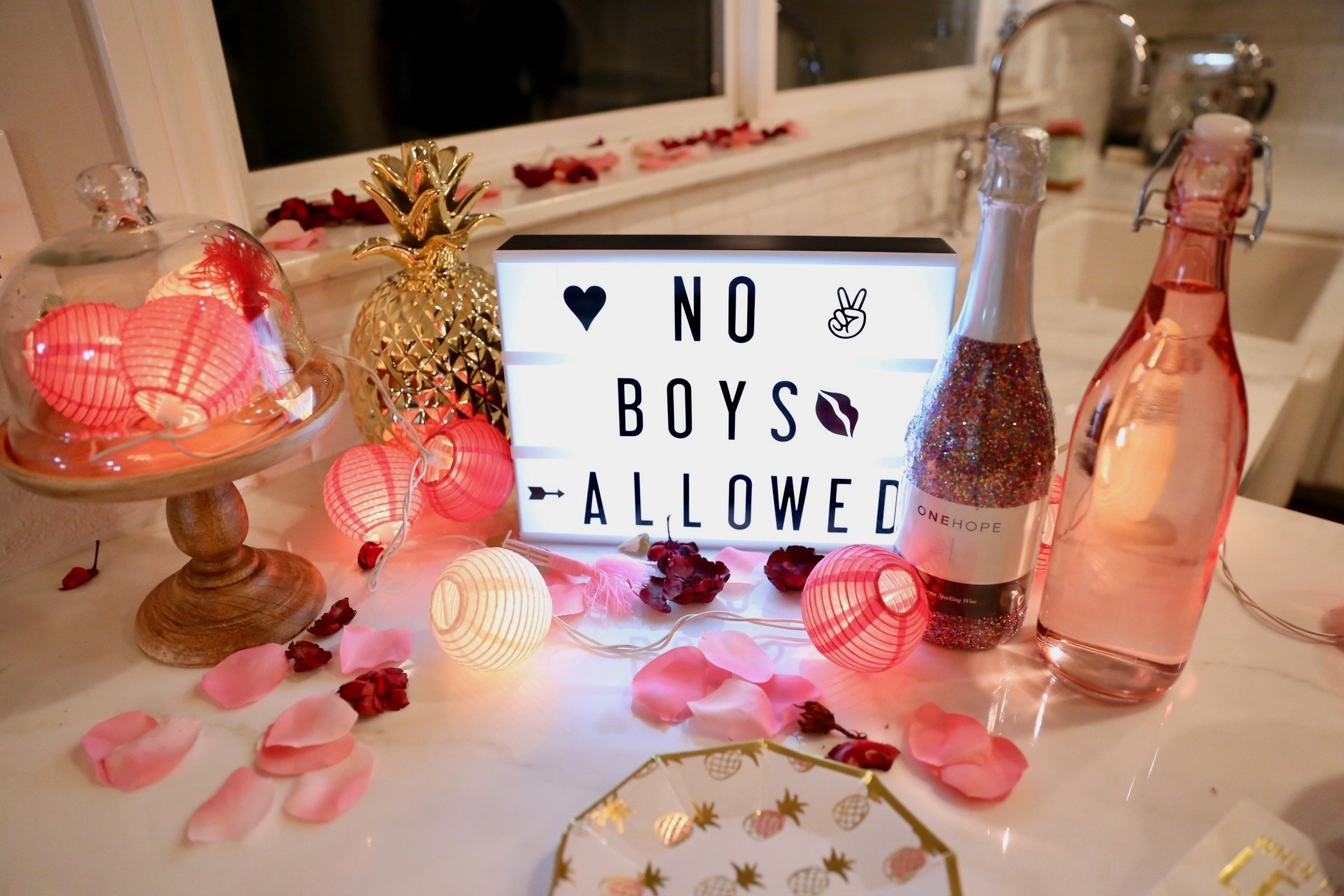 galentine's day   girls night ideas, gifts & movies - love sweat fitness
