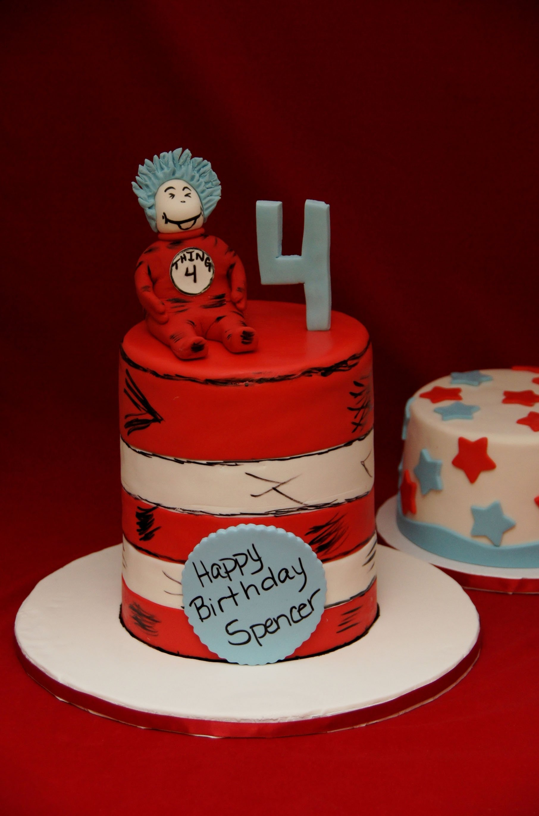 10 Attractive Cat In The Hat Cake Ideas gallery cake in cup ny
