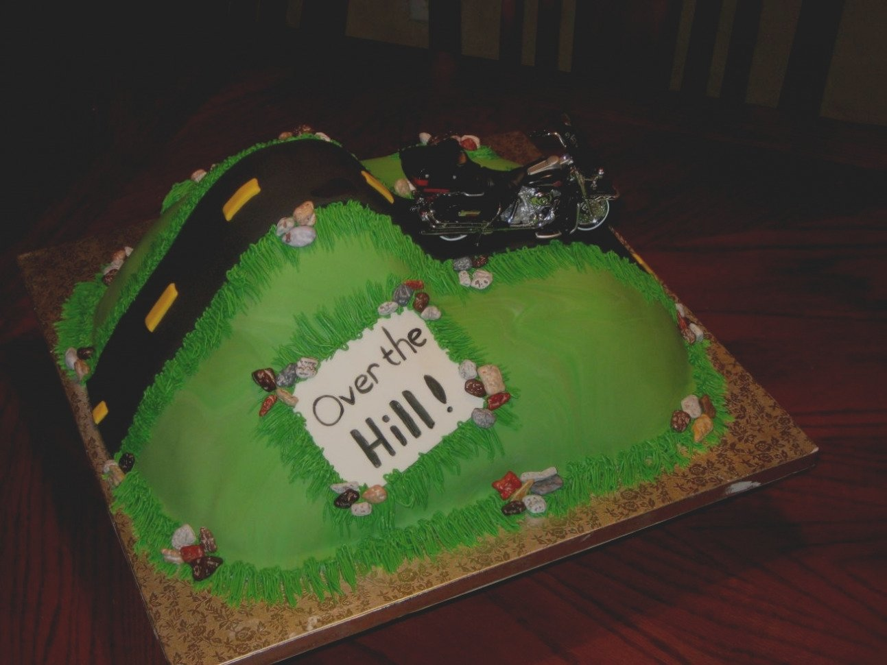 Over The Hill 80th Birthday Cakes Topsimages