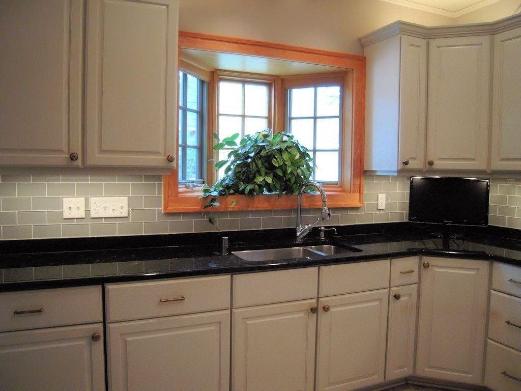 10 Gorgeous Backsplash Ideas For Black Granite Countertops gallery the best backsplash ideas for black granite countertops 2020