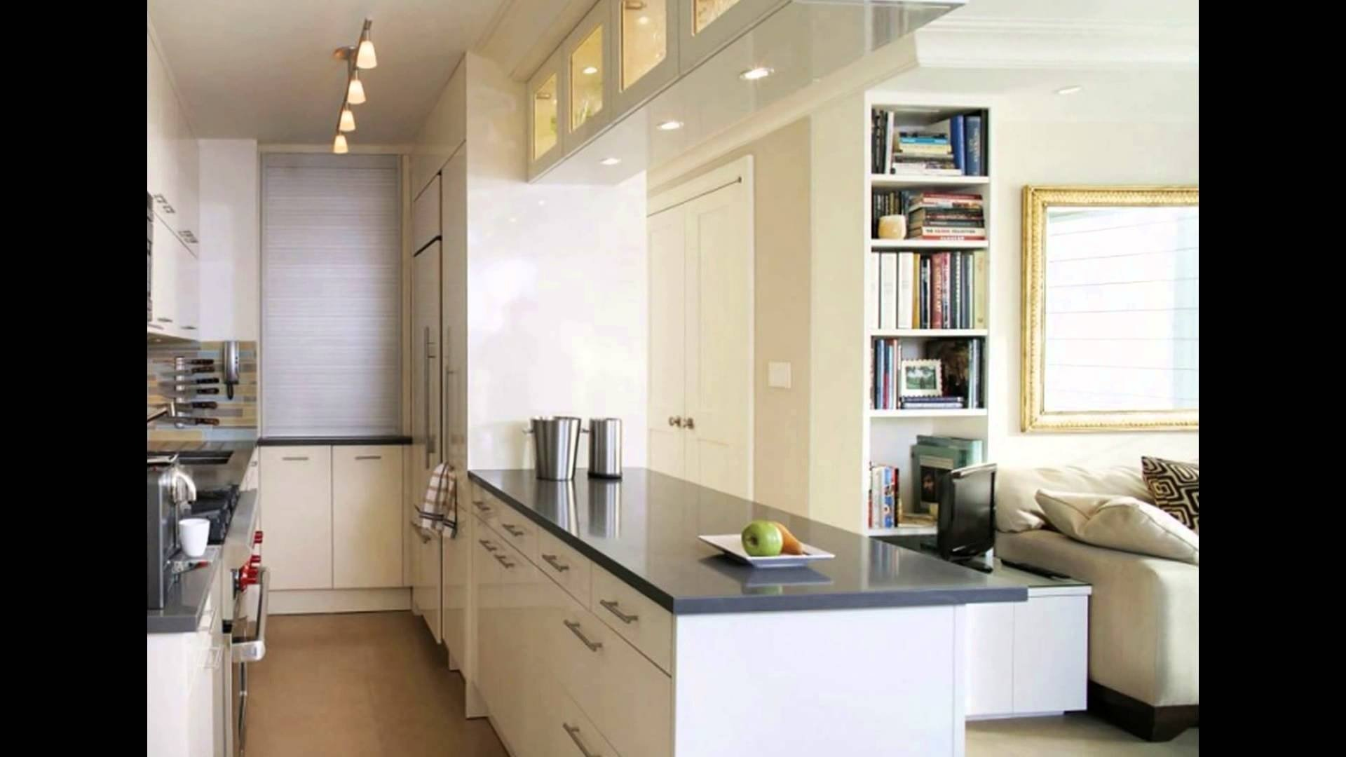 10 Awesome Small Kitchen Design Layout Ideas galley kitchen design small galley kitchen design youtube