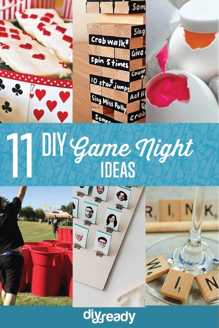 10 Fantastic Game Night Ideas For Adults game night ideas diy projects craft ideas how tos for home decor 2021