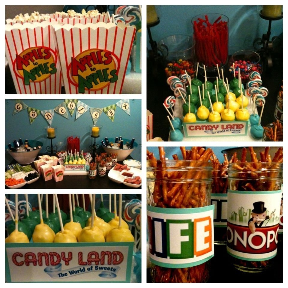 10 Fantastic Game Night Party Ideas For Adults game night love to do this when we play games with friends and turn