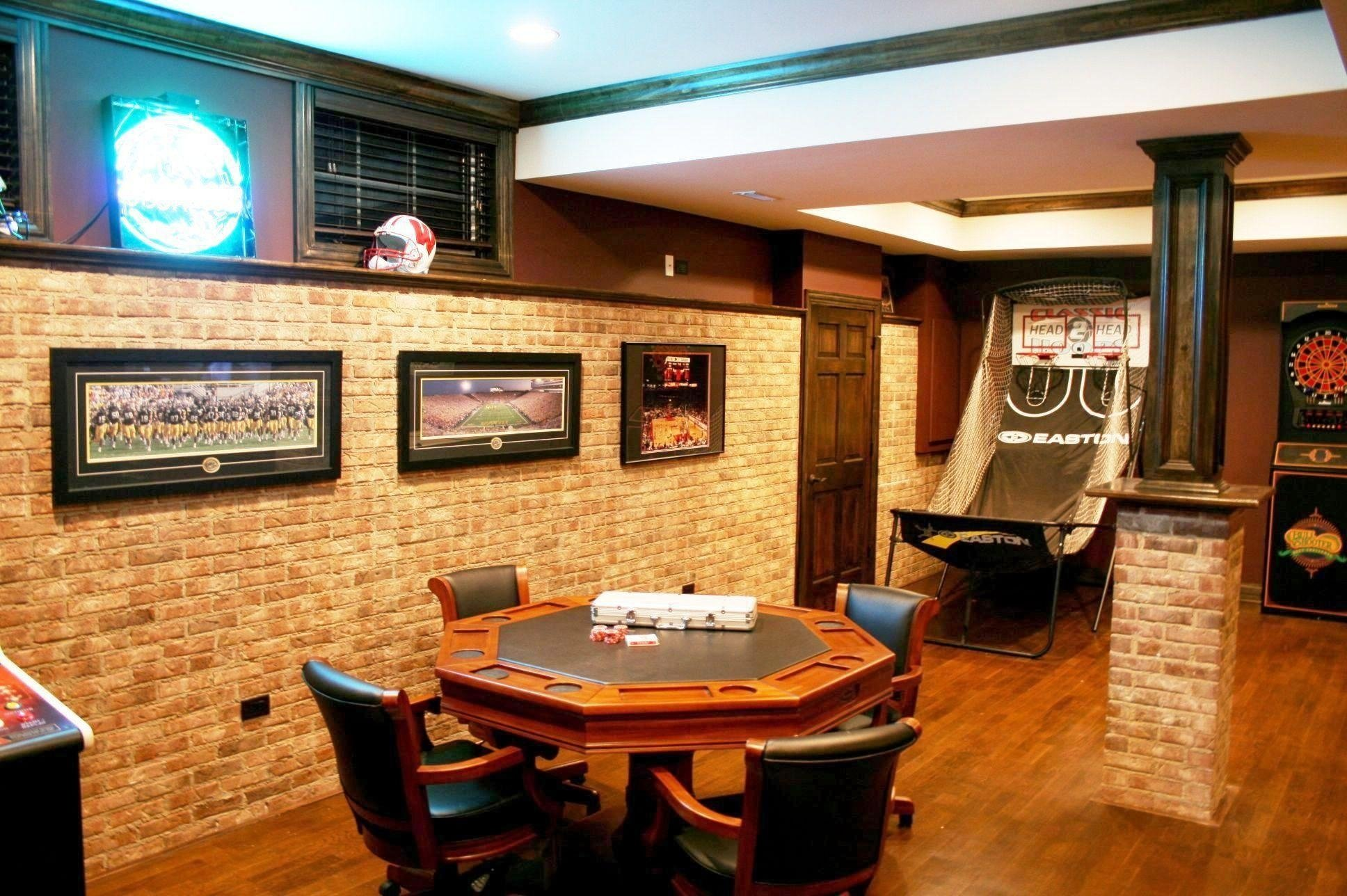 10 Perfect Game Room Ideas For Men game room ideas for men riothorseroyale homes 2020