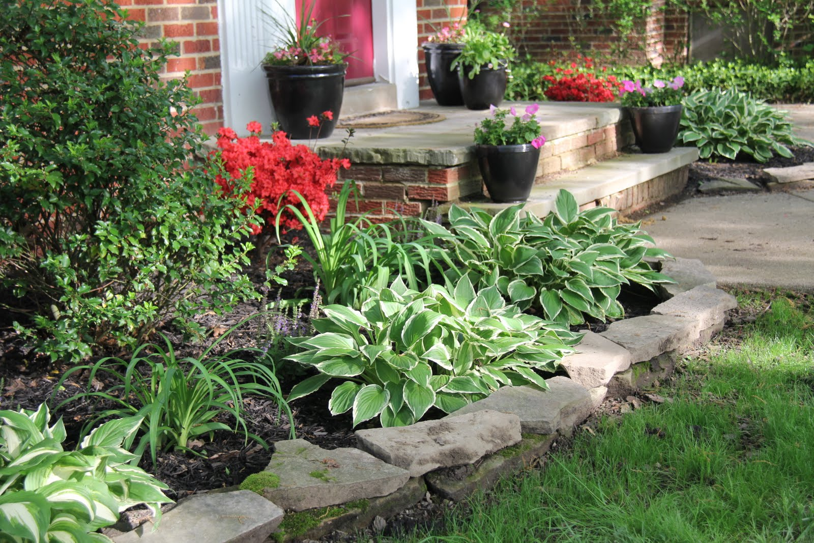 10 Lovely Flower Beds Ideas Front Yard garden bed ideas front yard outdoor ideas garden bed ideas