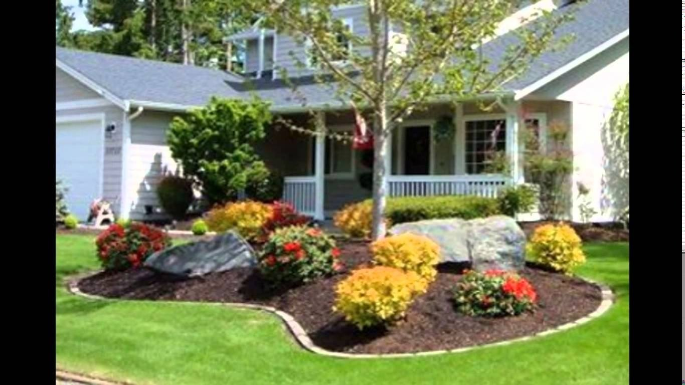 garden designs for front of house | garden design ideas front house