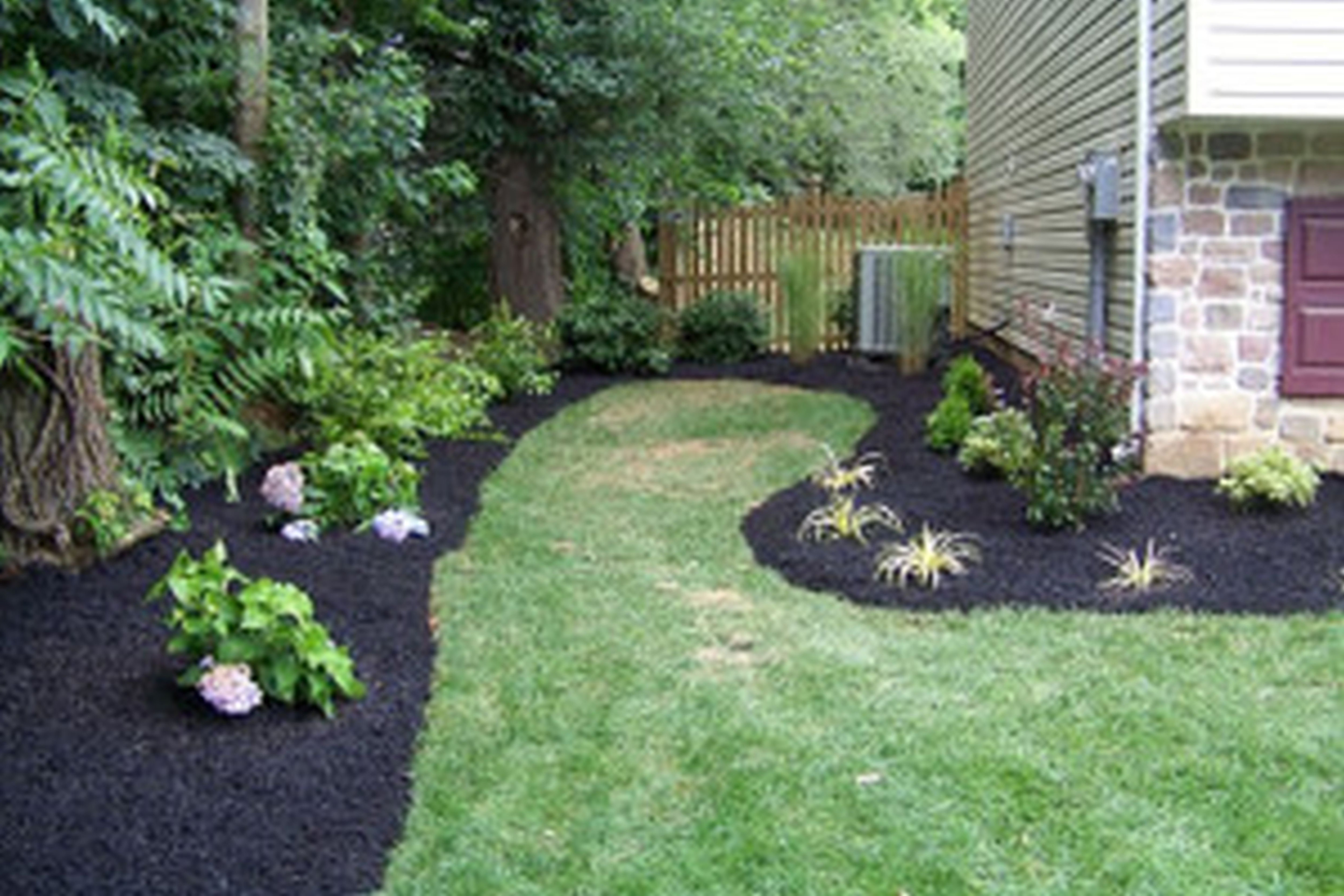 10 Trendy Cheap Landscaping Ideas For Backyard garden great backyard landscaping ideas garden design for diffe 2020