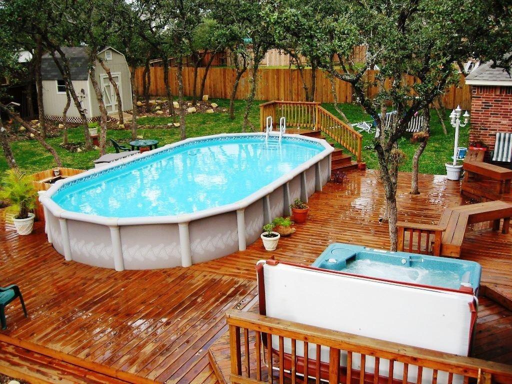 10 Unique In Ground Pool Deck Ideas garden ideas in ground pool deck ideas pool deck ideas to extend 2020