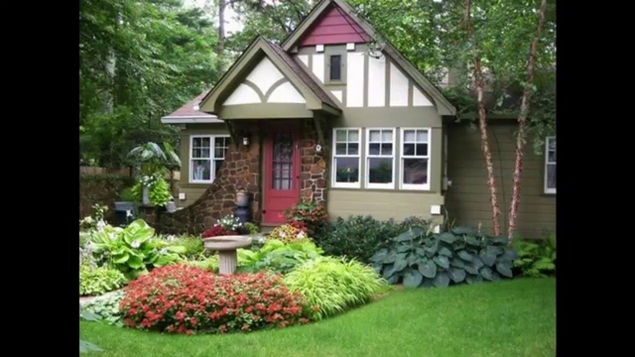 10 Wonderful Landscape Ideas For Small Front Yards garden ideas landscape ideas for small front yard pictures gallery 2020