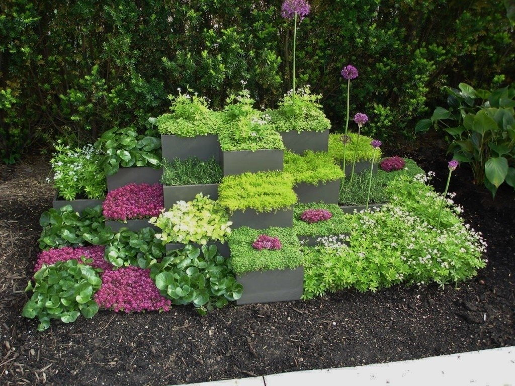 10 Pretty Home And Garden Decorating Ideas garden landscaping lovely small simple home garden decorating 2021