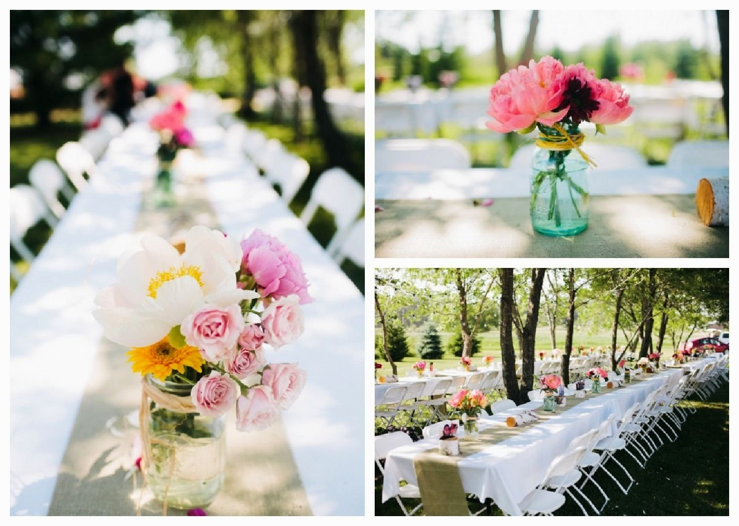 10 Perfect Table Decoration Ideas For Parties garden party table decoration ideas outdoor party table dunneiv