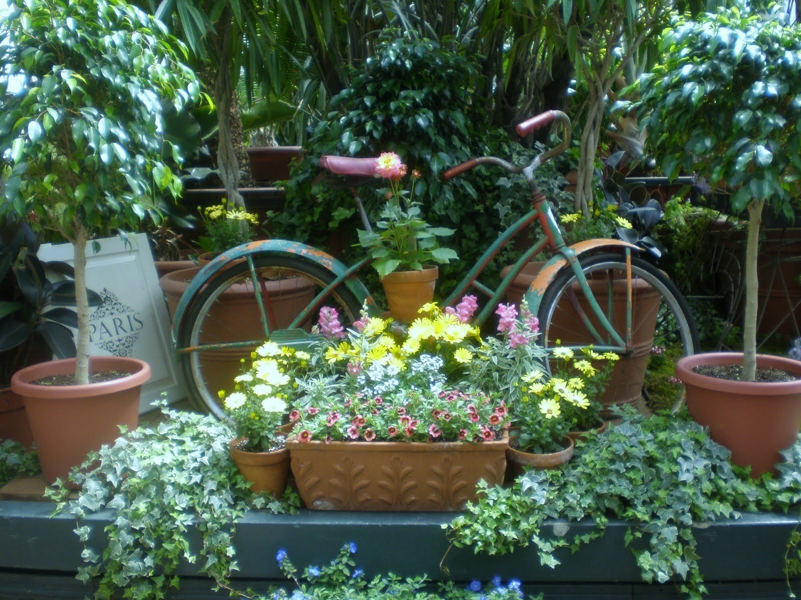 garden. the great cycle of life at gardening idea: gardening