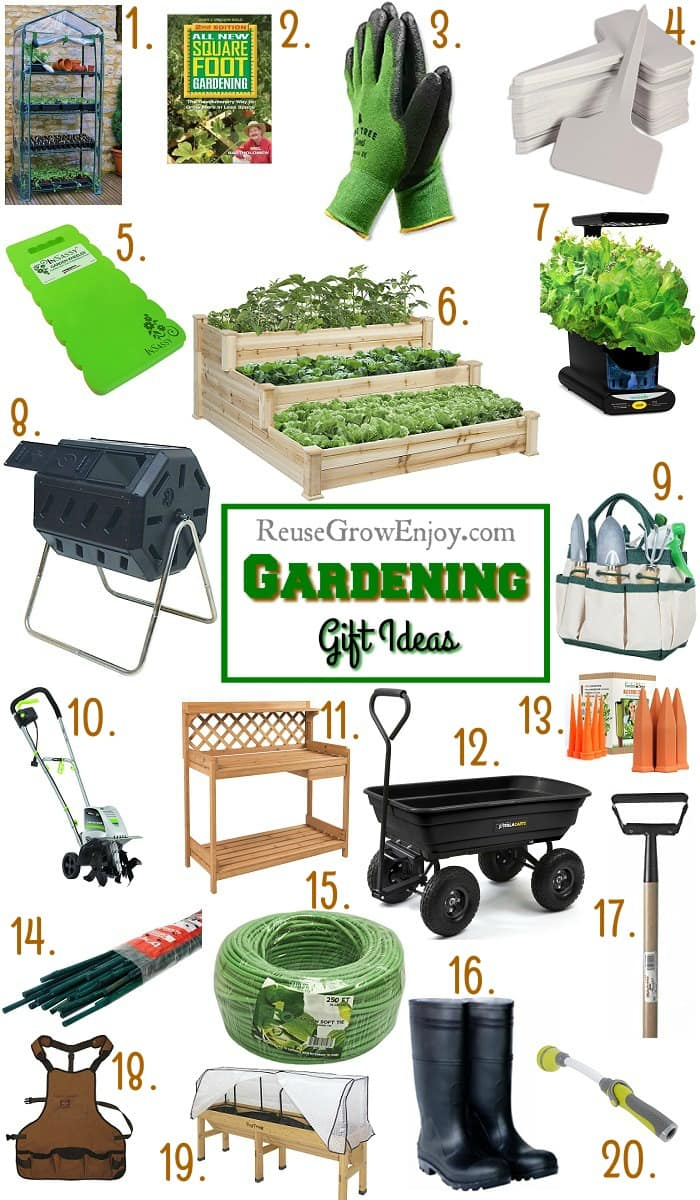 10 Perfect Gift Ideas For The Gardener gardening gifts garden gift ideas that every gardener would love 2020