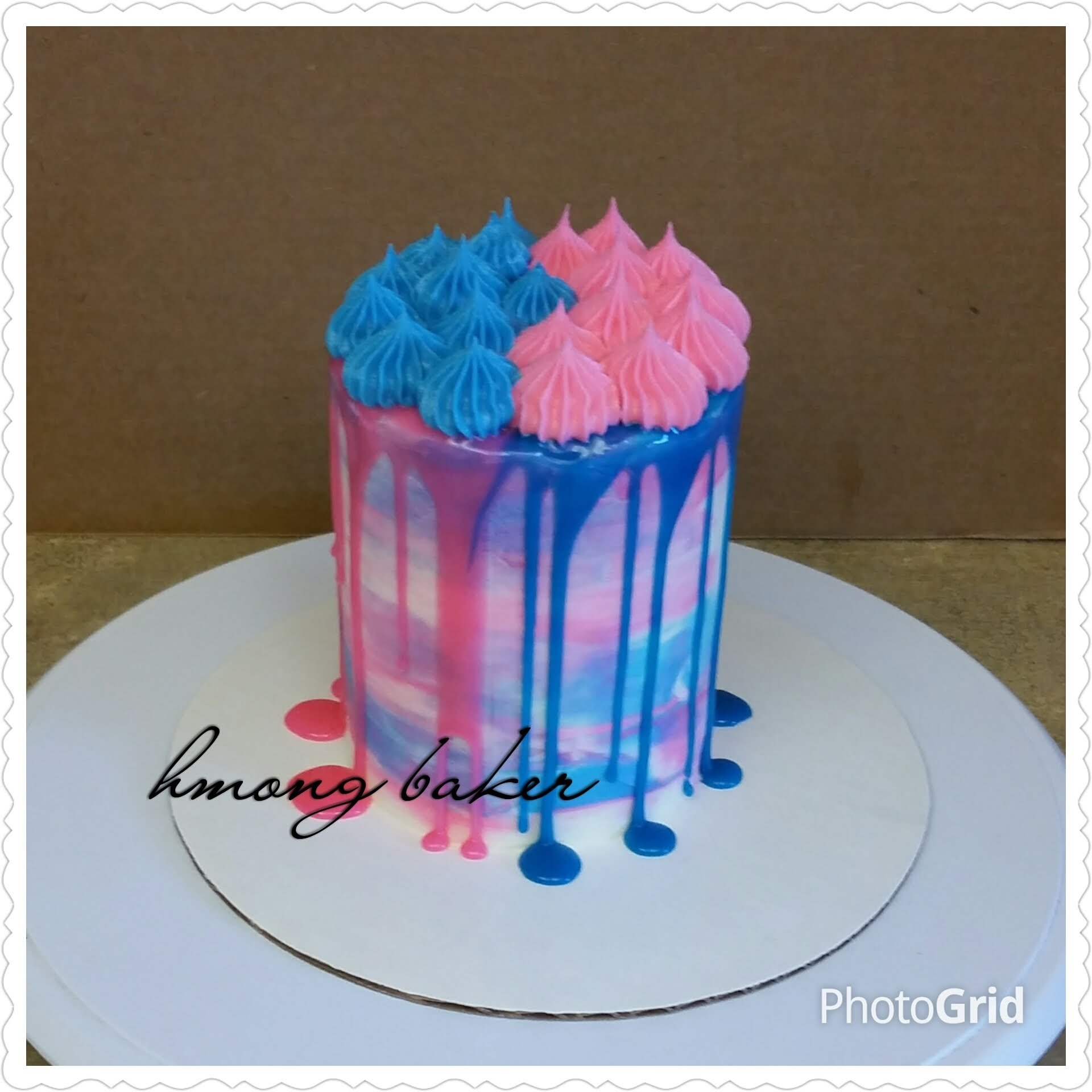 10 Beautiful Baby Gender Reveal Cake Ideas gender reveal cake baby shower cake cake decorating youtube 2020