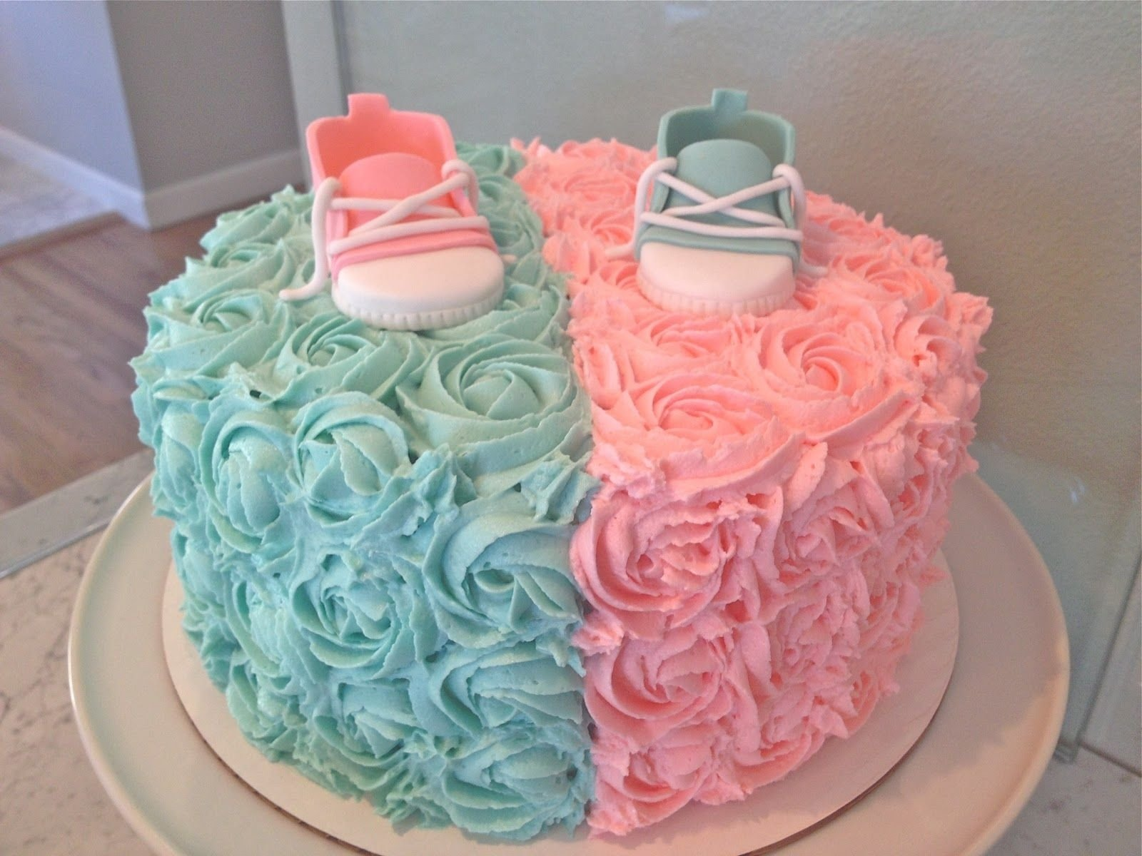 10 Stylish Gender Reveal Party Cake Ideas gender reveal cake gender reveal cake i have to have this cake at 2020