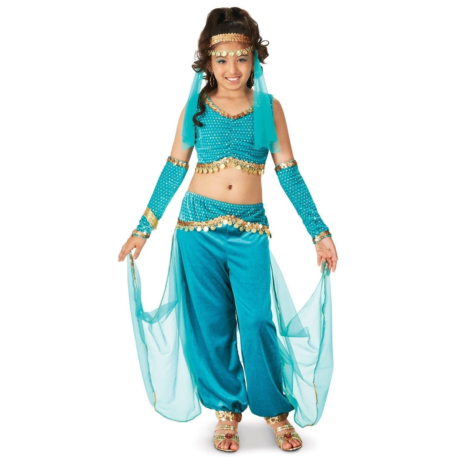 10 Pretty Halloween Costume Ideas For 13 Year Olds genie child costume children costumes costumes and halloween costumes