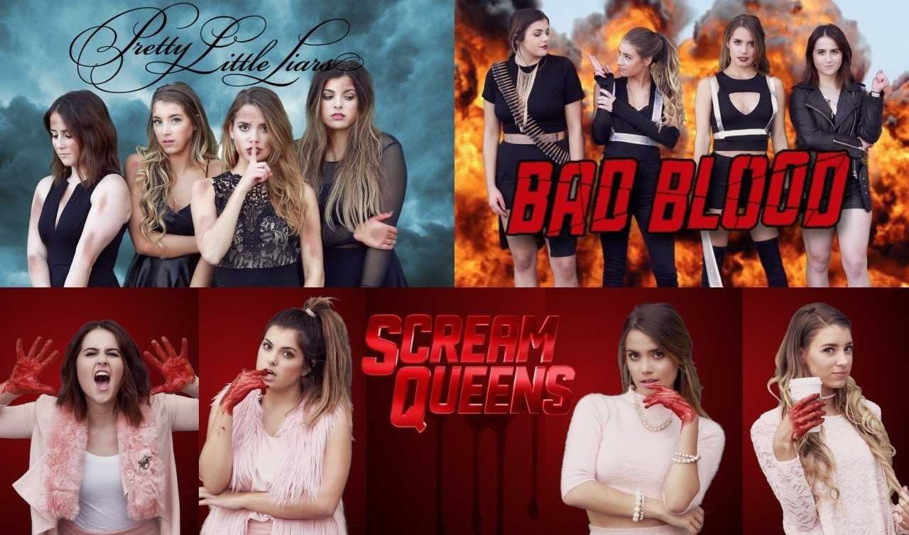 10 Pretty Group Costume Ideas For 6 get the look halloween group costume edition youtube 2 2020