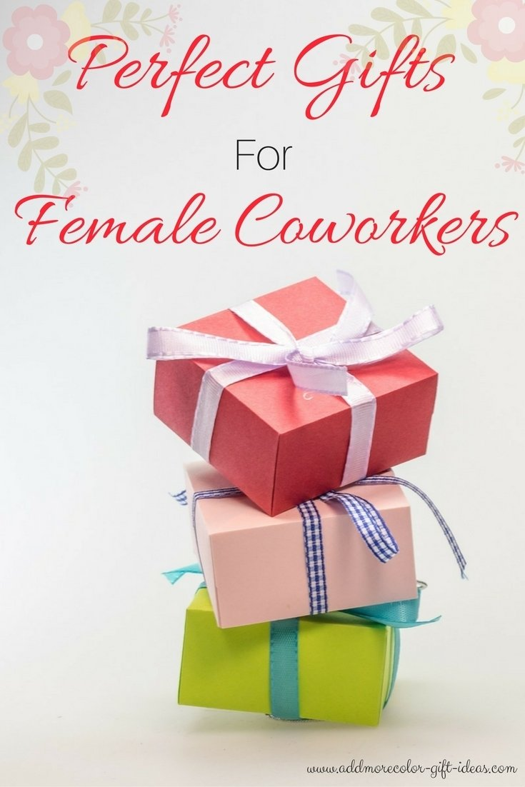 10 Elegant Gift Ideas For Female Coworkers get the perfect gift a female coworker really will love 2020