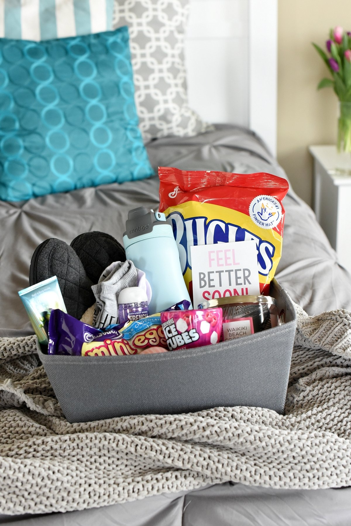 10 Awesome Get Well Soon Gift Ideas get well soon gift ideas fun squared 1