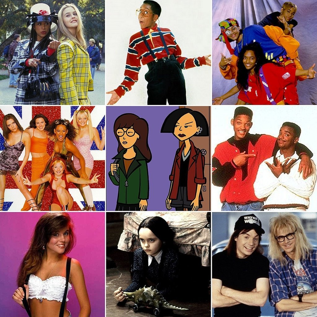 get your halloween on with these brilliant '90s costumes | 90s pop