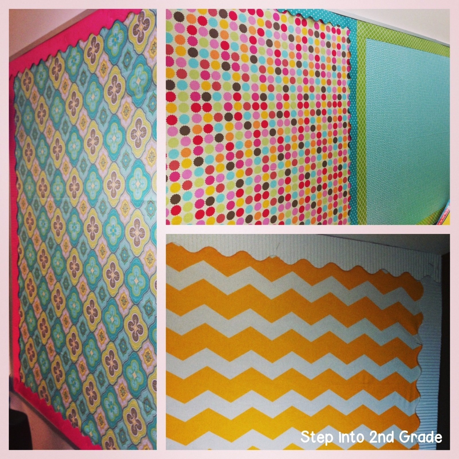 10 Stylish Bulletin Board Ideas For Work getting ready for next year step into 2nd grade 2020