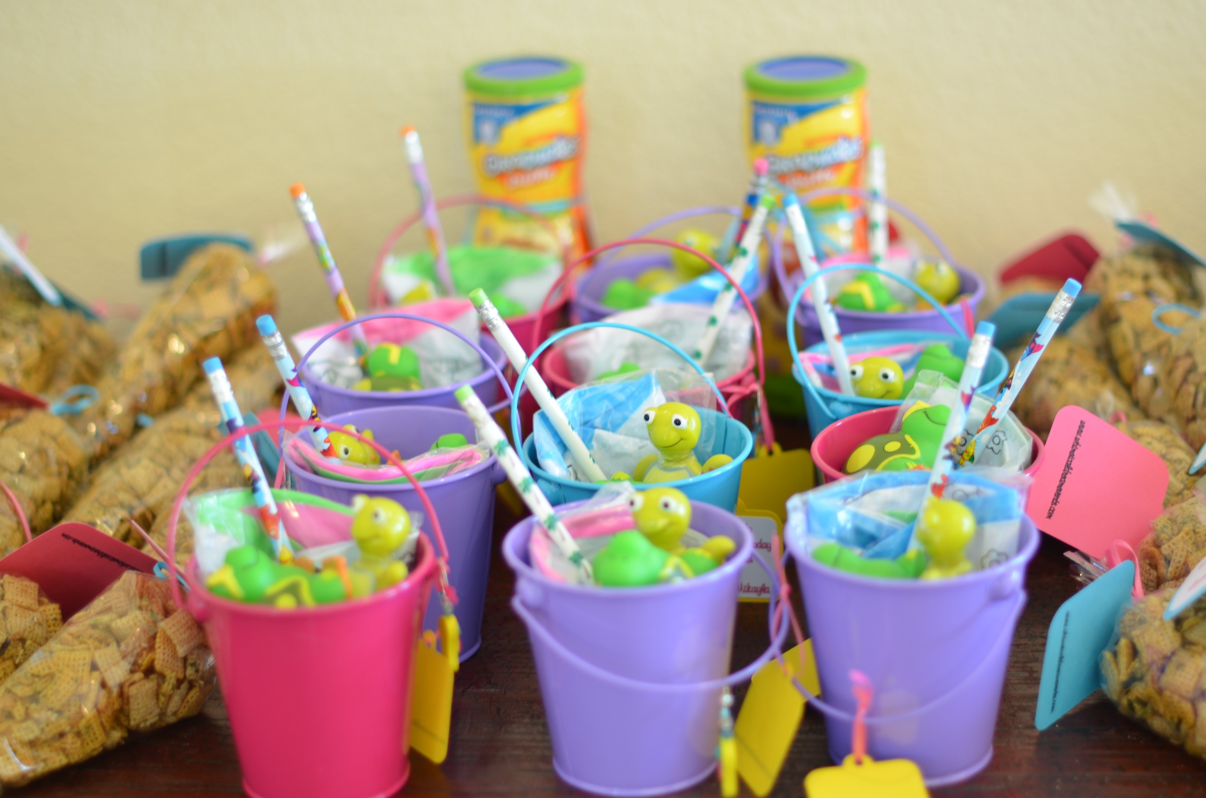 10 Stylish Birthday Party Goody Bag Ideas Gift For Kids Fun
