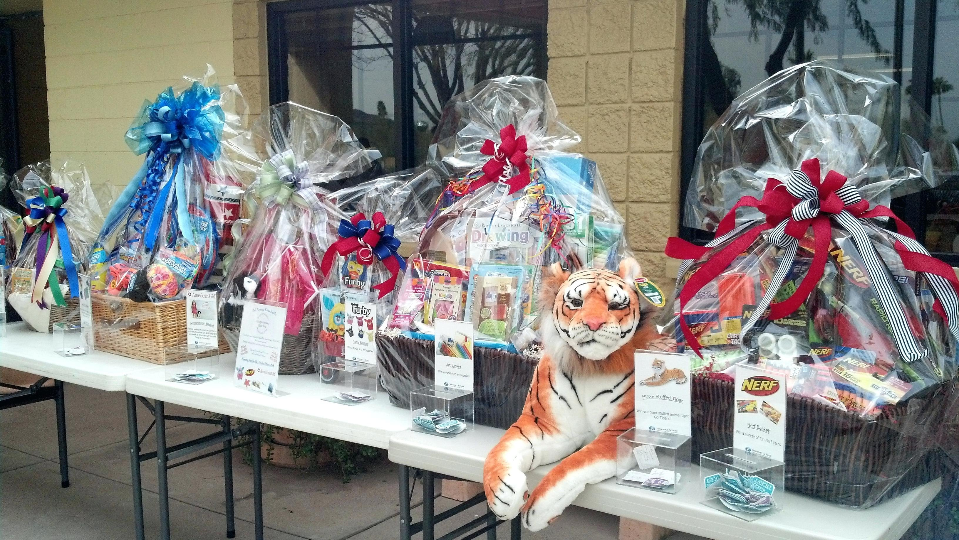 10 Wonderful Gift Basket Ideas For Silent Auction gift basket themes for fundraisers theme ideas fundraiser school 2021