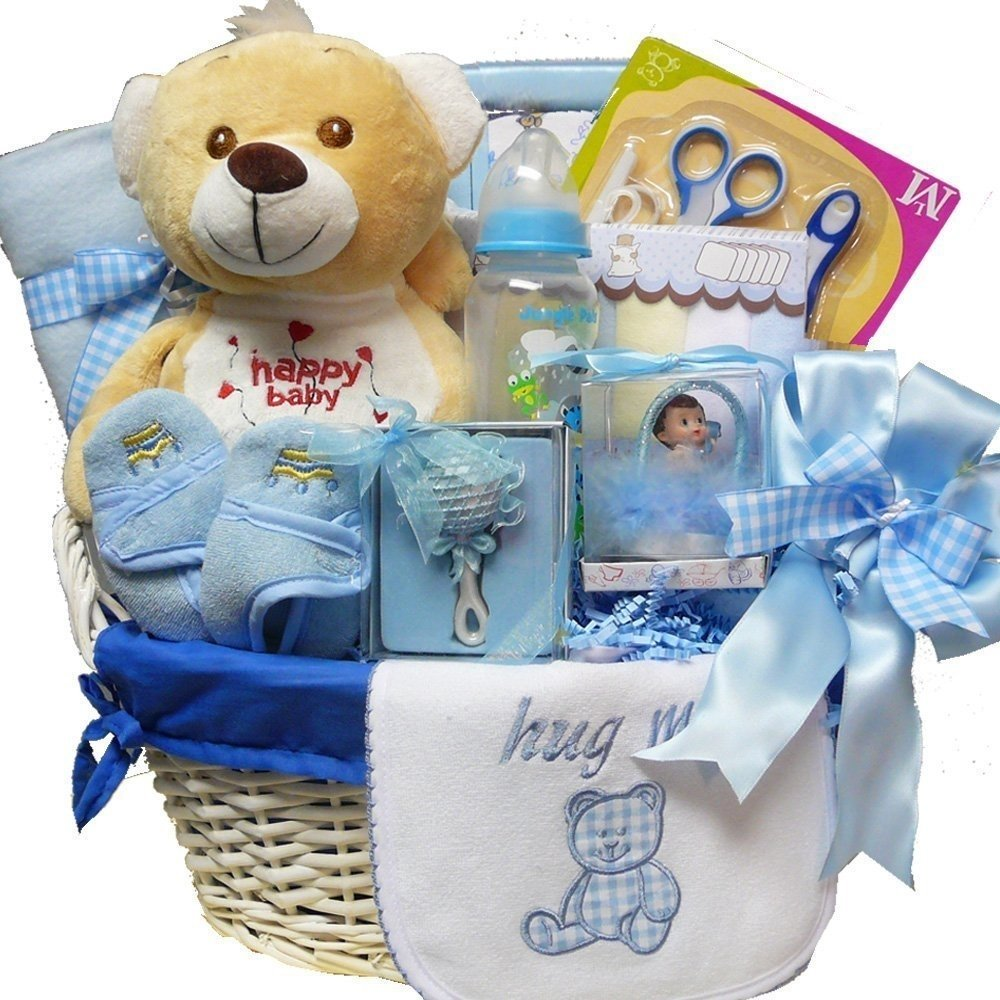 10 Most Popular Baby Boy Gift Basket Ideas gift baskets for new baby they really make a wonderful present 2020