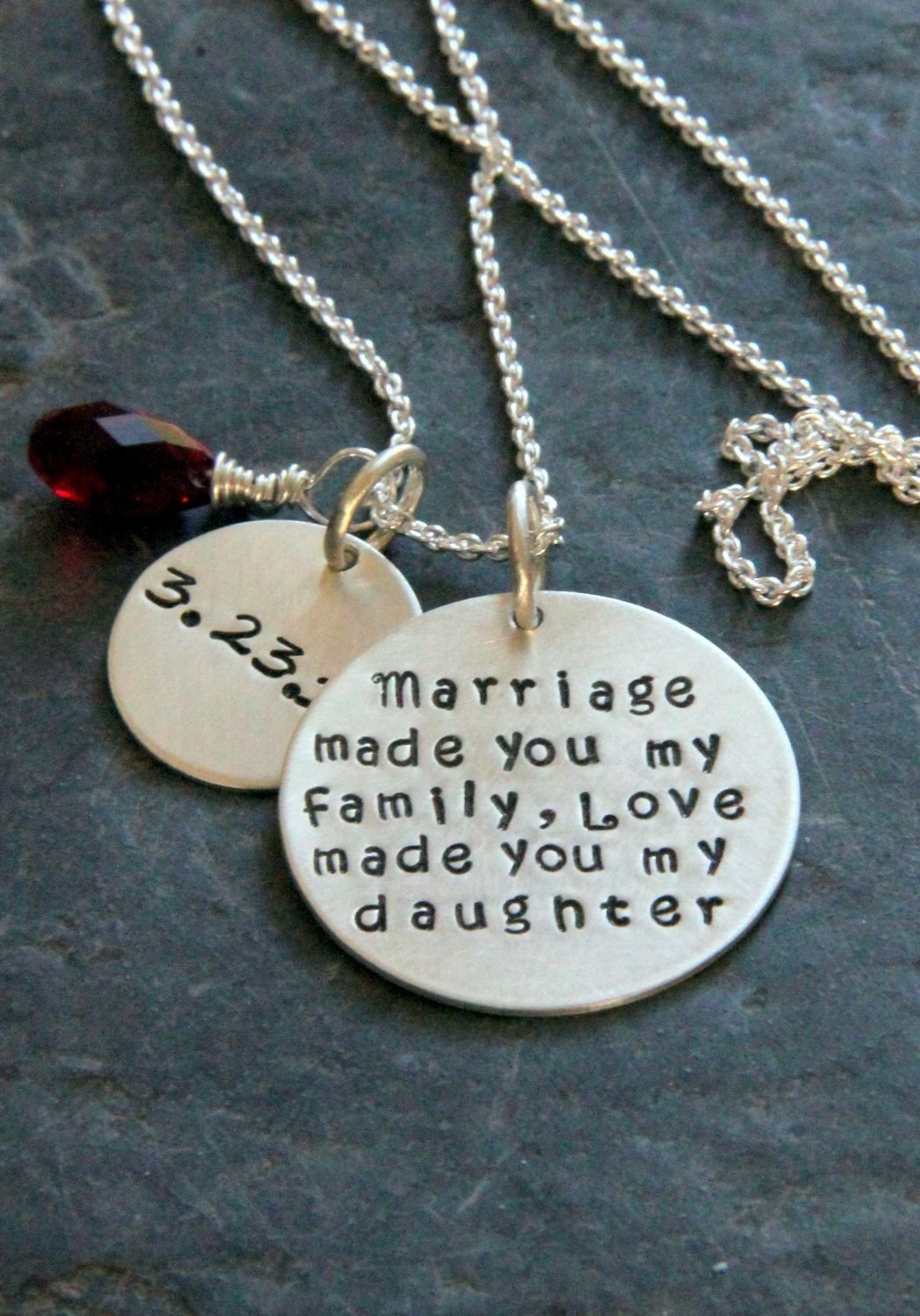 10 Stylish Gift Ideas For Daughter In Law gift for daughter in law marriage made you my family gift from 1 2020