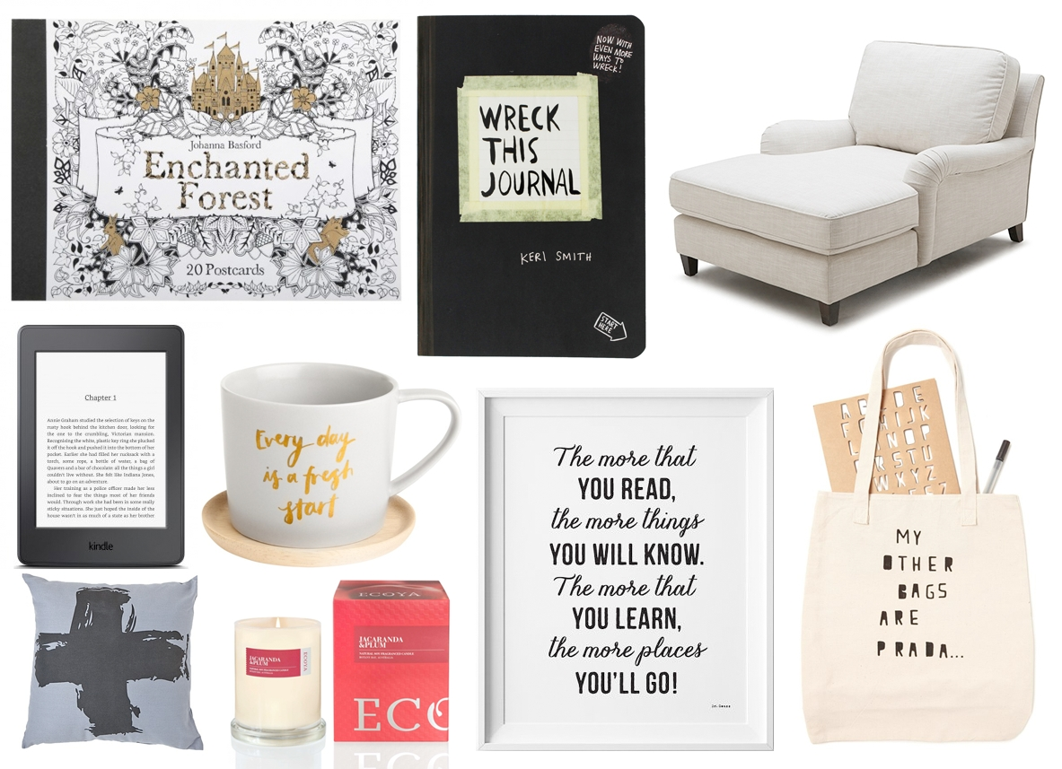 10 Spectacular Gift Ideas For Book Lovers gift guide book lovers this is meagan kerr 2020