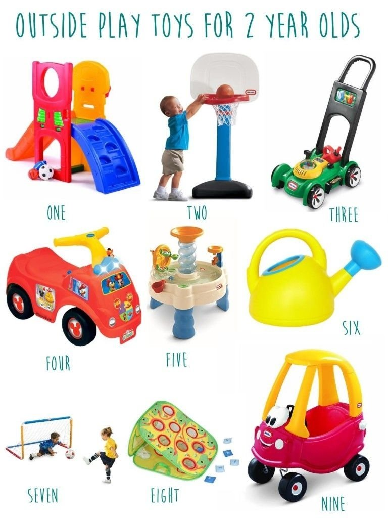 10 Gorgeous Gift Ideas For Two Year Old gift guide for 2 year olds outdoor toys kids activities
