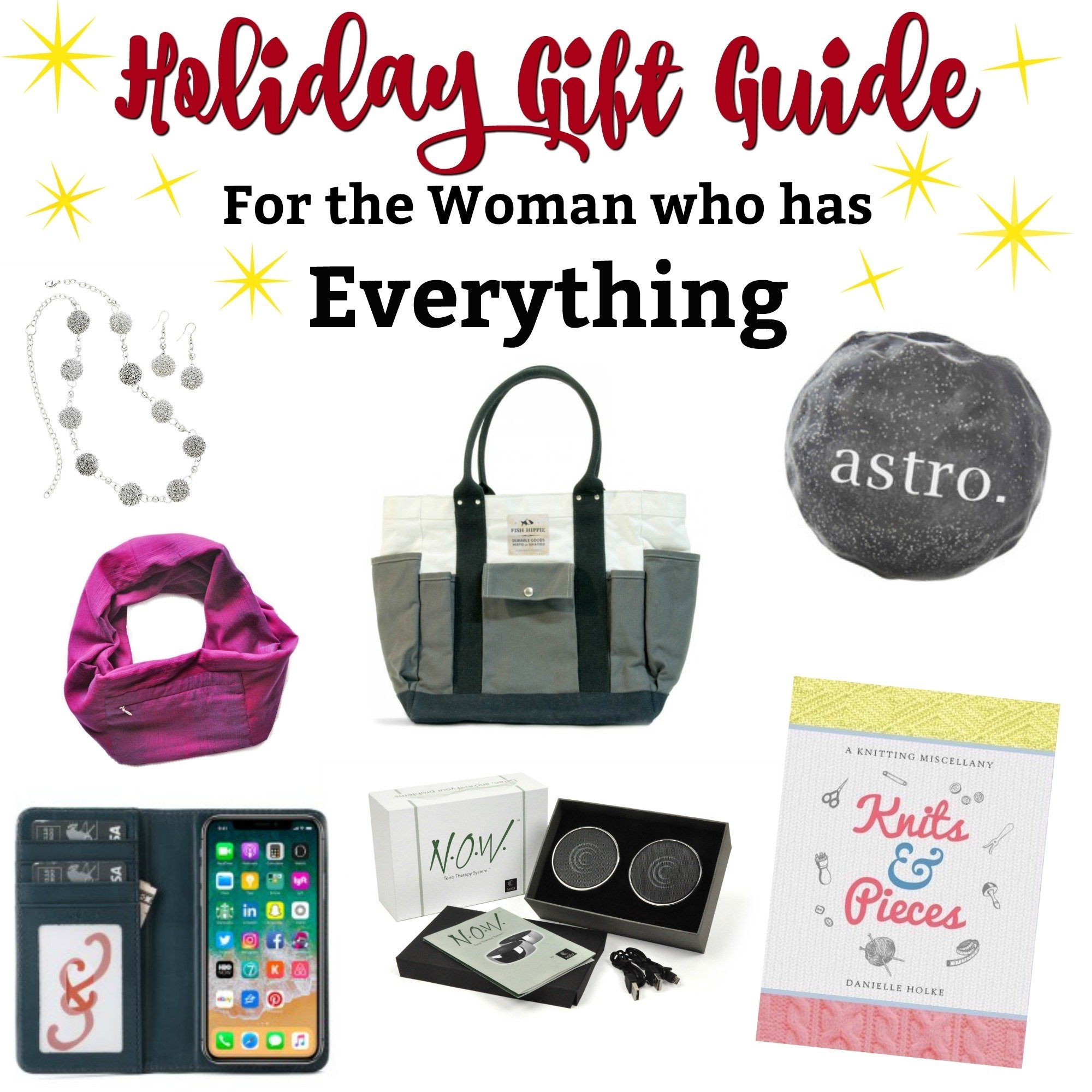 10 Fantastic Gift Ideas For Someone Who Has Everything gift guide for the woman who has everything sarah scoop