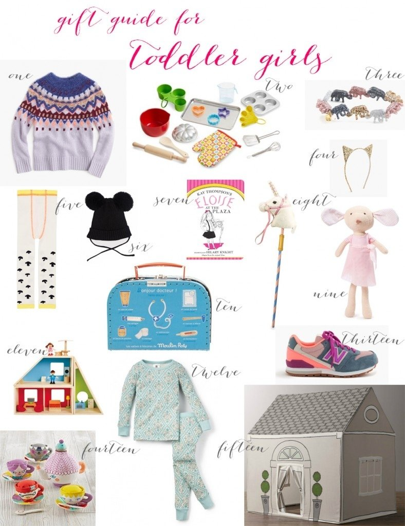 10 Fashionable Gift Ideas For Toddler Girl gift guide for toddler girls pearls on a string