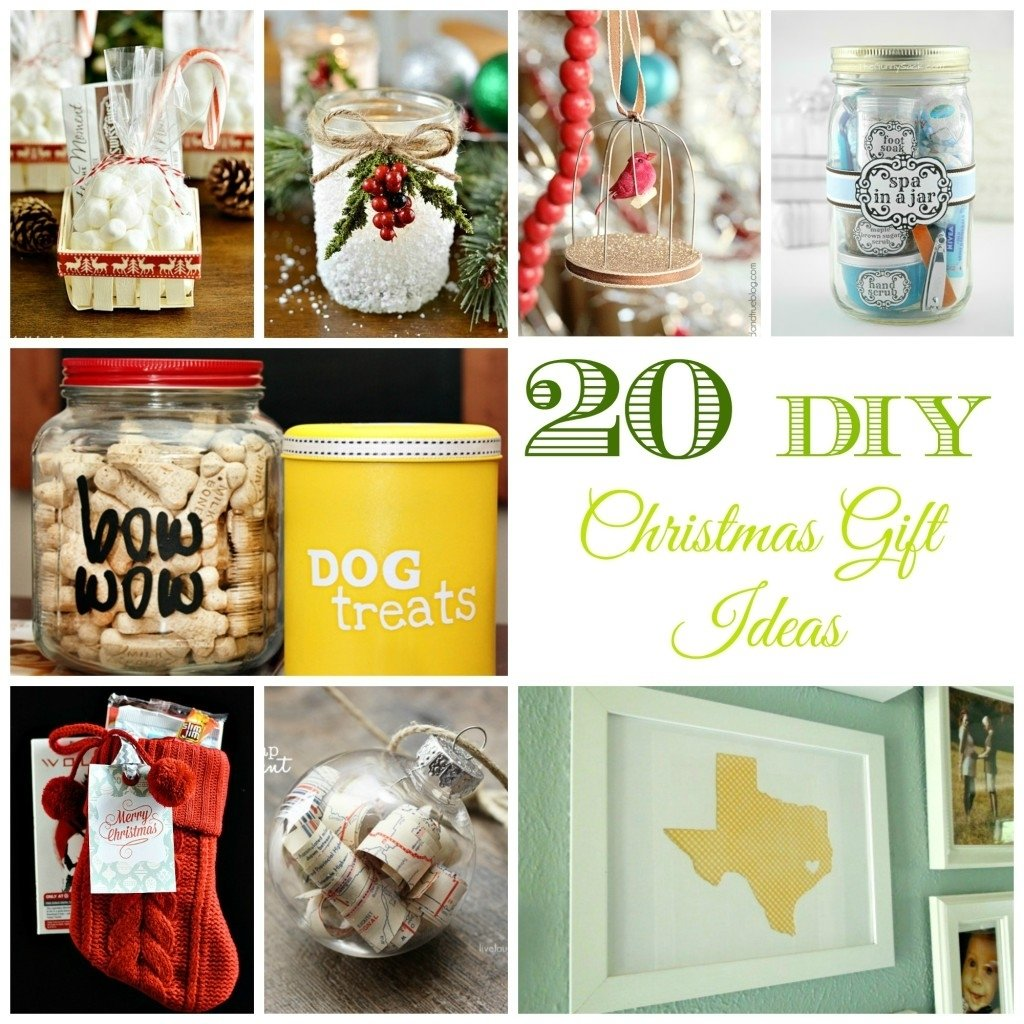 gift ideas: 20 quick & easy diy christmas gifts | holiday