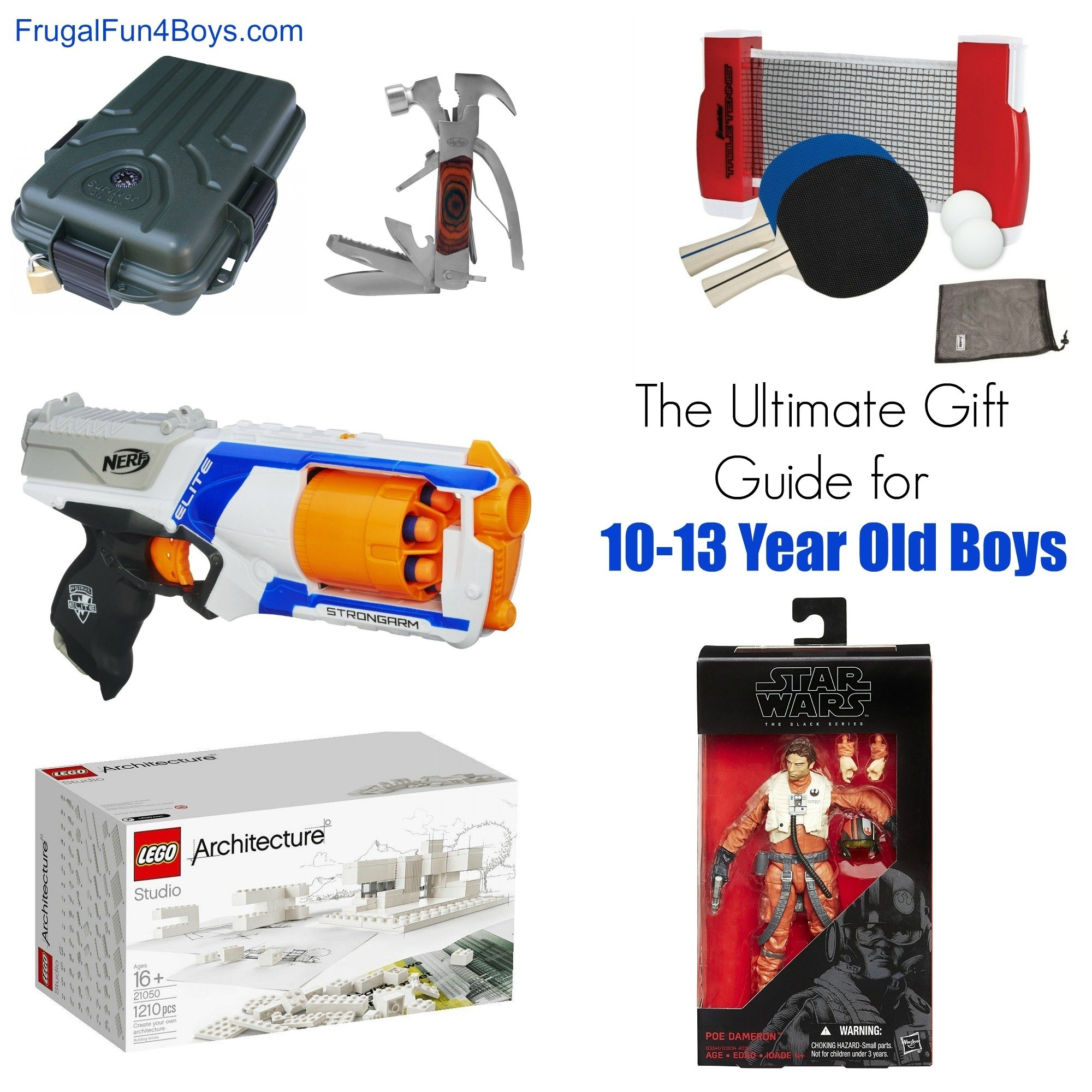 10 Fashionable Christmas Ideas For 13 Year Old Boy