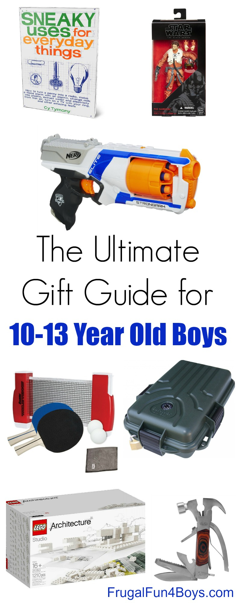 10 Elegant Gift Ideas For A 13 Year Old gift ideas for 10 to 13 year old boys frugal fun for boys and girls 2020