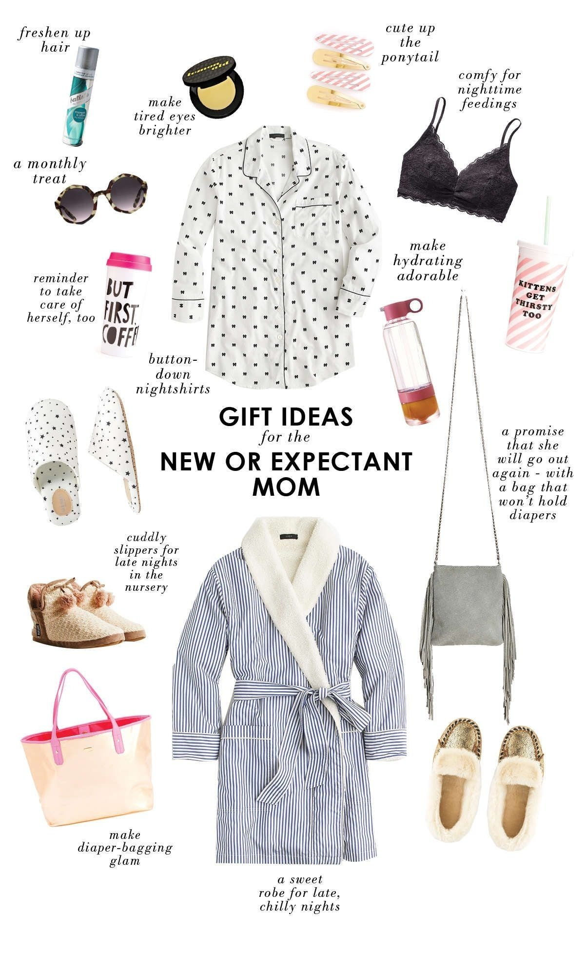 10 Most Popular Gift Ideas For Expecting Mothers gift ideas for a new or expectant mom gift babies and pregnancy 2 2020