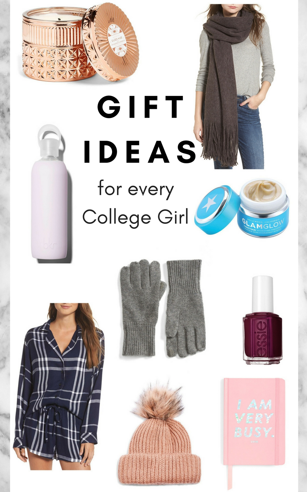 10 Attractive Gift Ideas For College Girls gift ideas for college girls 2017 a gift guide for the college girl 2021