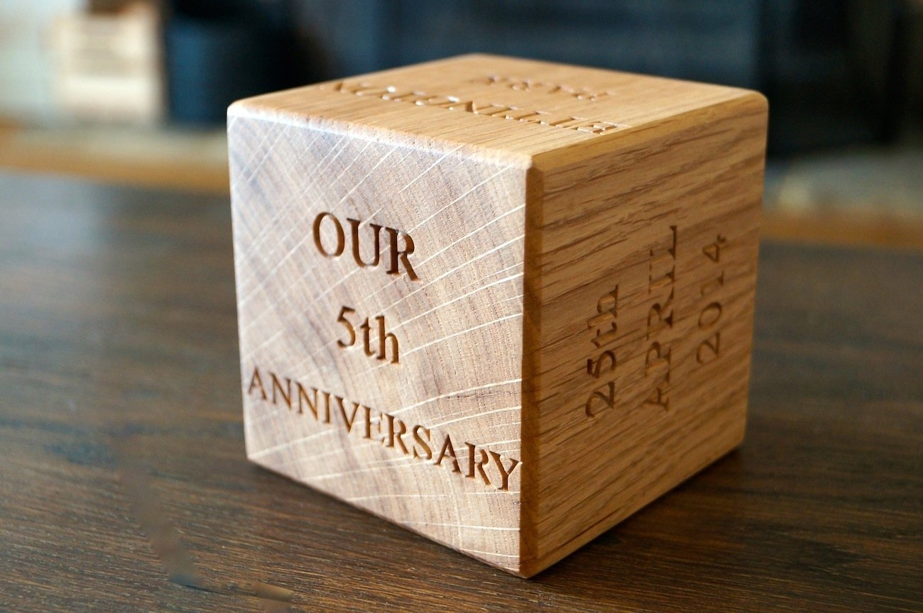 10 Pretty 5 Year Wedding Anniversary Gift Ideas gift ideas for fifth year anniversary with maeve vintage 7 2021