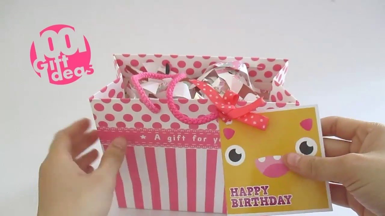 10 Unique Gift Ideas For Girl Best Friend gift ideas for girls best friend happy birthday 04 youtube 2020