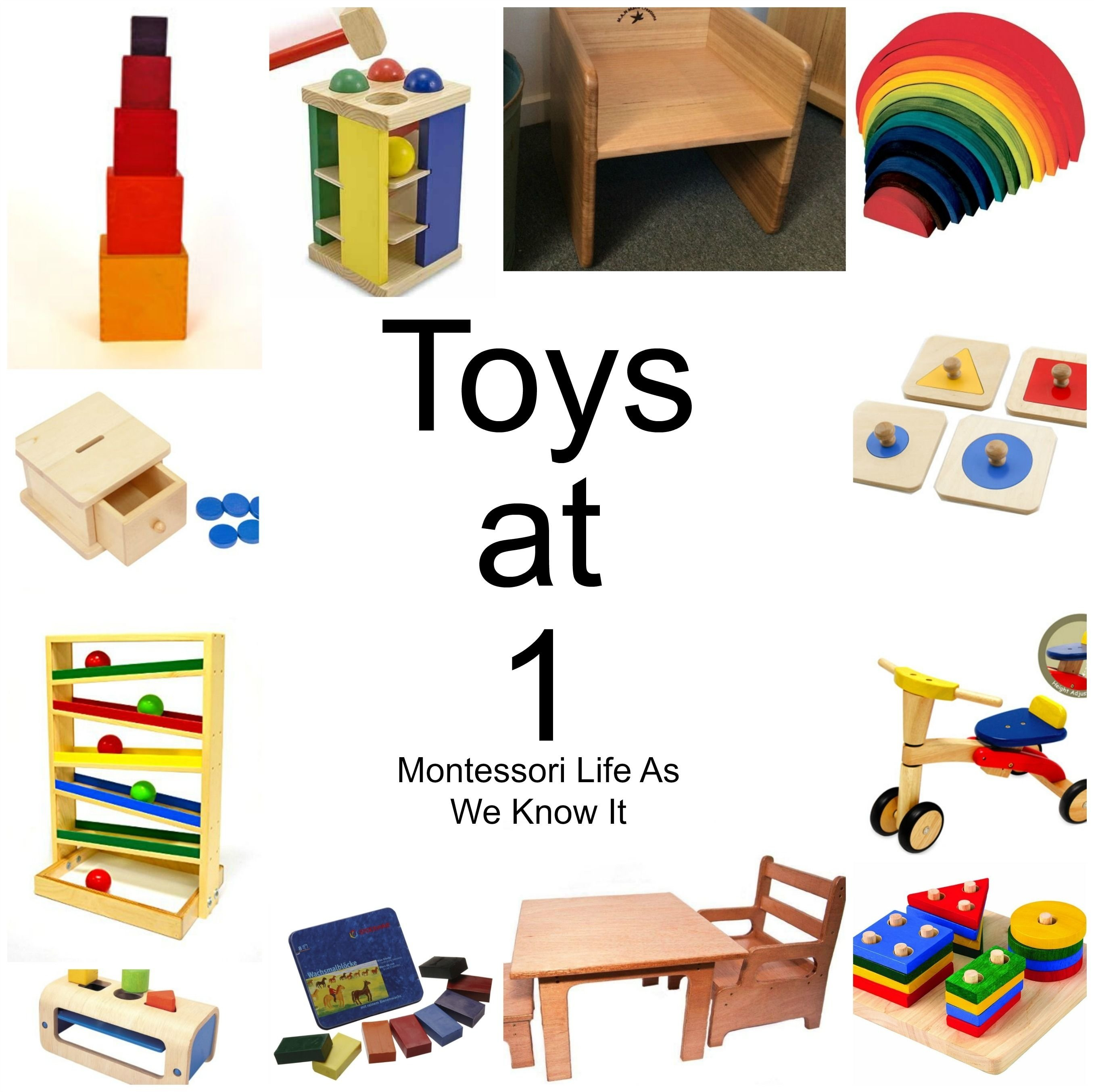10 Best Gift Ideas For A One Year Old gift ideas for one year old montessori toy and babies 3 2020