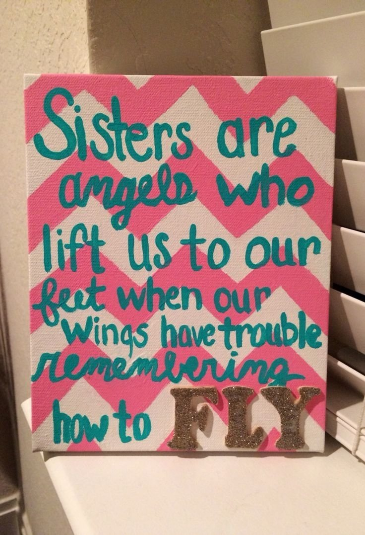 10 Gorgeous Birthday Gift Ideas For Sister Gifts Girlfriend Diy