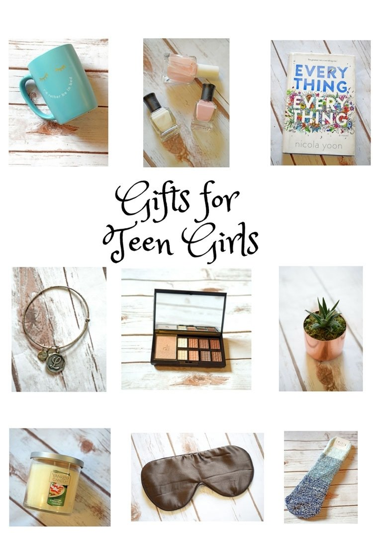 10 Awesome Gift Ideas For Teenage Girls gift ideas for teen girls 1